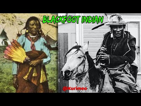 North American Tribes, Chiefs, & Warriors// Blackfoot //Aboriginal Canadians Inventors Of Hockey