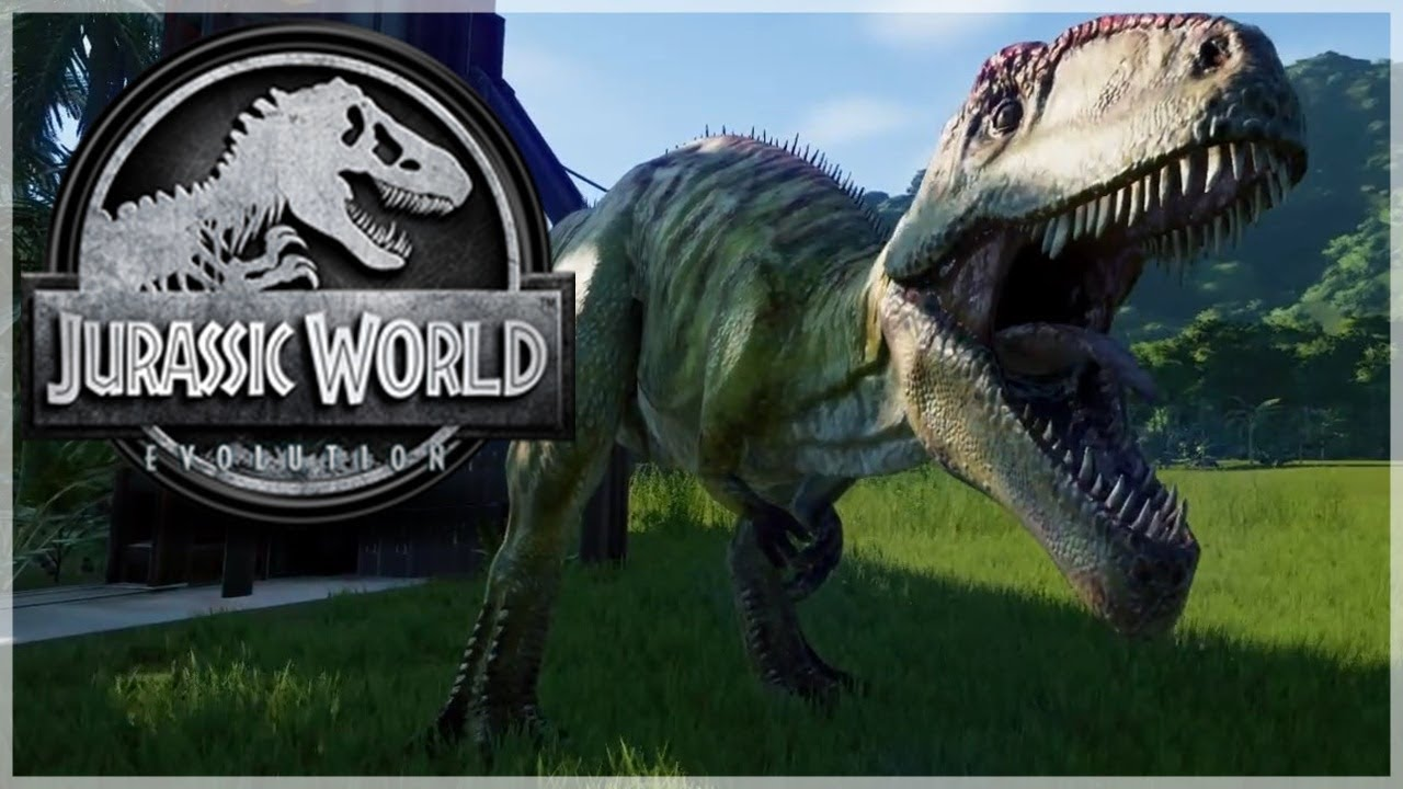 『侏儸紀世界:進化』資源無限恐龍樂園開張!南方巨獸到處騷擾人啊! - YouTube