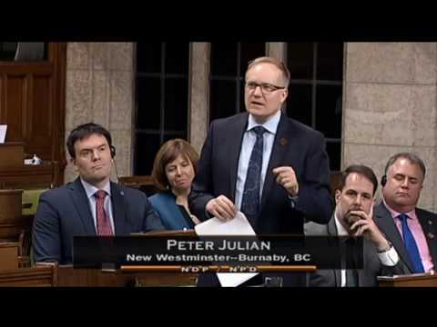 IN THE HOUSE ~ Full speech ~ on Opposition Day Motion on Kinder Morgan Pipeline Project