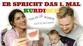 MEIN DEUTSCHER EHEMANN SPRICHT KURDISCH 😍 van Dyk Family