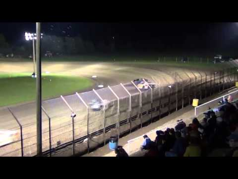 Modified Feature (Gas City Speedway) 9-14-12
