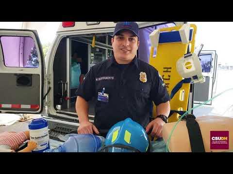 CSUDH Emergency Medical Technician (EMT) Training Program