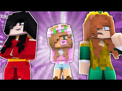 WHO'S YOUR MOMMY?! Minecraft Little Kelly w/LittleCarly (CustomMinigame)