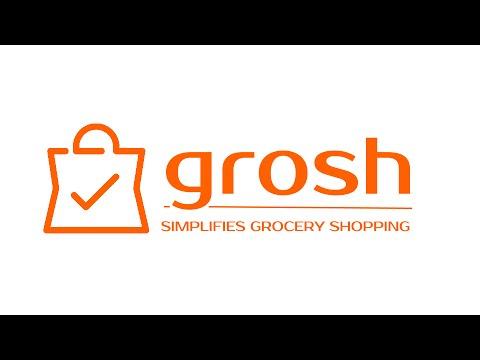Grosh Intelligent Grocery List