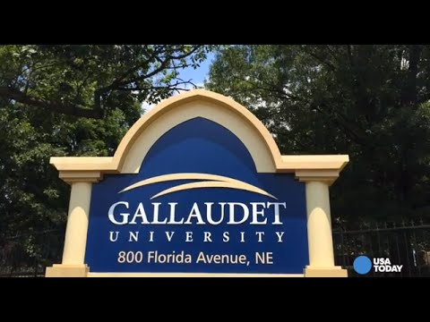 Gallaudet University spurs social change for deaf