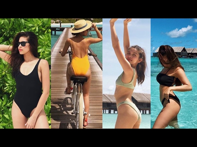 Hot or Not? MAINE MENDOZA pang-FHM cover pictorial in Maldives