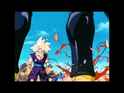 premi re transformation gohan ssj2 vostfr aka videos. Black Bedroom Furniture Sets. Home Design Ideas