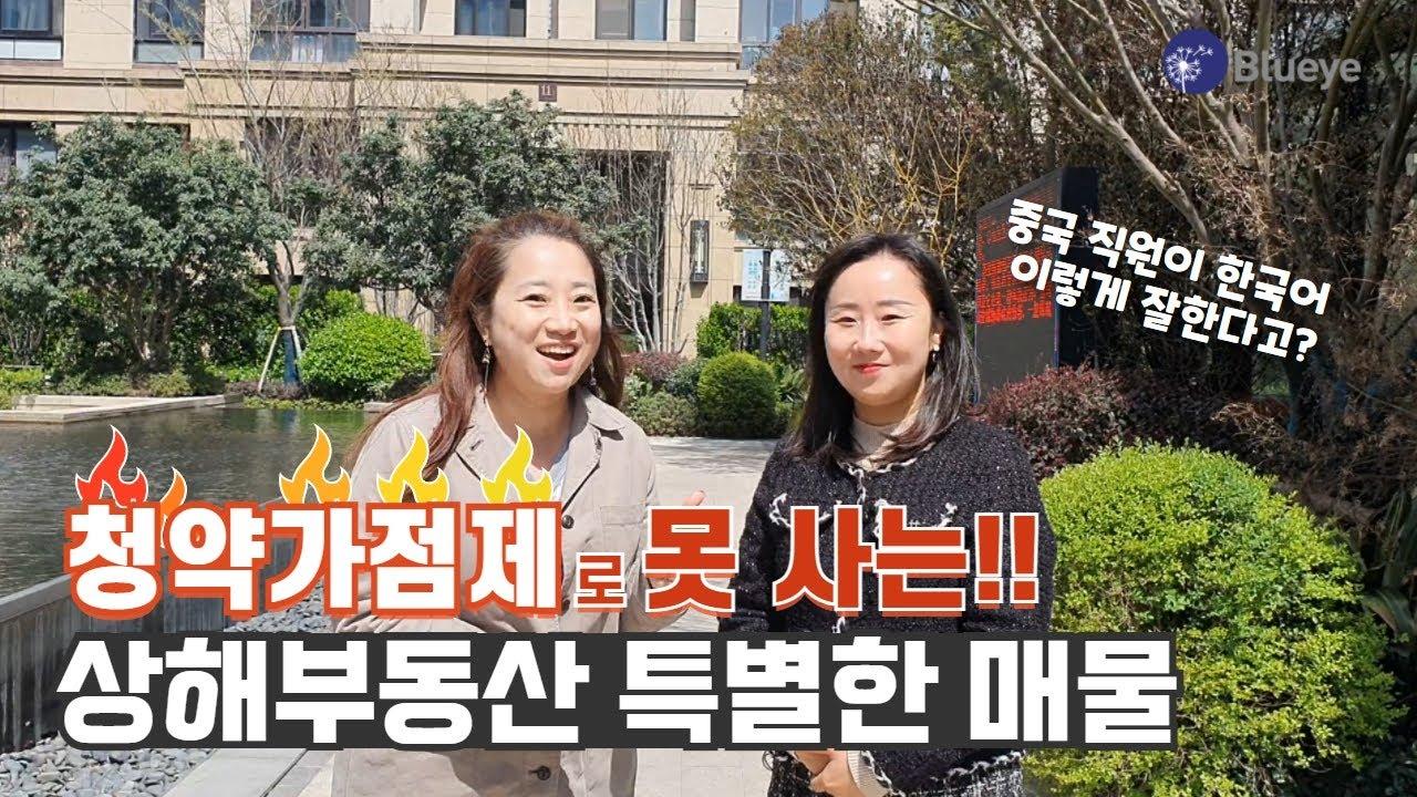 중국인 직원이 직접 소개하는 사고 싶어도 못 사는 상하이 칭푸 신성성세, 한국어 실력까지 보세요!! 구해줘 상하이홈 #5
