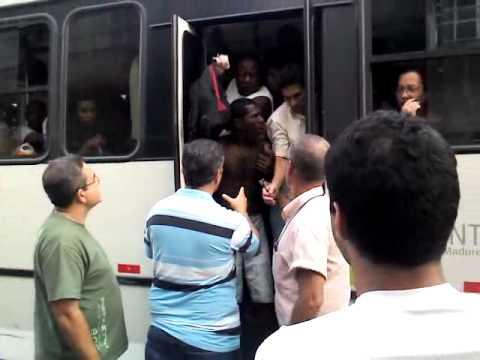Confusão no ônibus 355.(PARTE 2)
