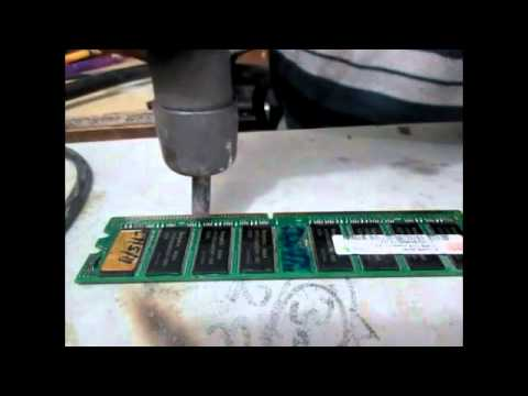 How to Repair   RAM Memory step by step  Hindi