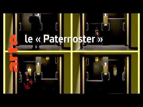 l'objet : le « Paternoster »  Karambolage  ARTE