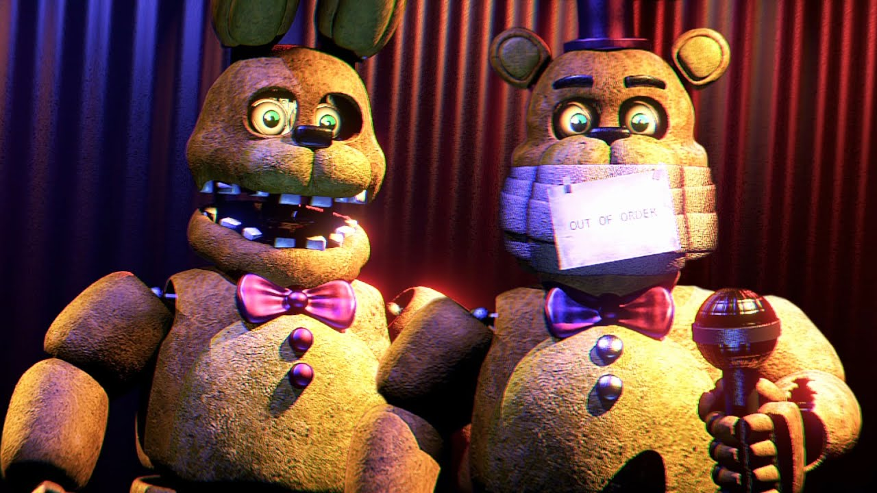 FREDBEAR AND FRIENDS LEFT TO ROT - REVISITED
