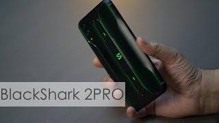 Xiaomi Black Shark 2 Pro   شنو الفرق بين البرو و العادي