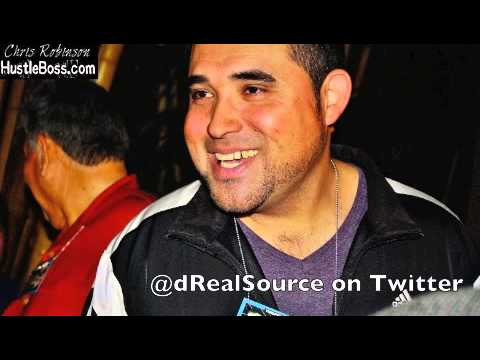 Angel Heredia talks about how he got started training boxers and meeting Juan Manuel Marquez