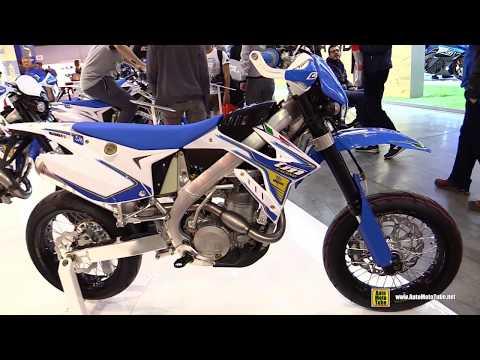 2017 TM Racing 530 SM - Walkaround - 2016 EICMA Milan