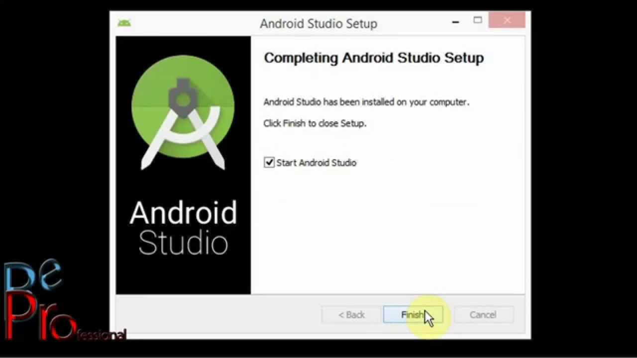 Android Studio installation (نصب اندروید استودیو) - YouTubeAndroid Studio installation (نصب اندروید استودیو)