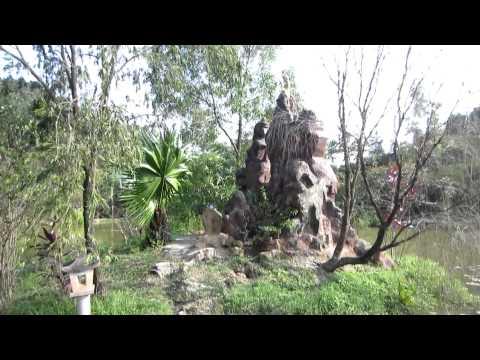 Vietnam Ho Chi Minh City, Hue City, Pagoda, Temples, Vietnamese People FULL HD