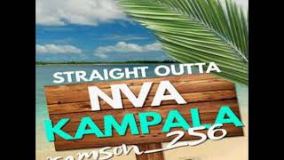 Straight Outta Uganda/ Nva Kampala Mixtape