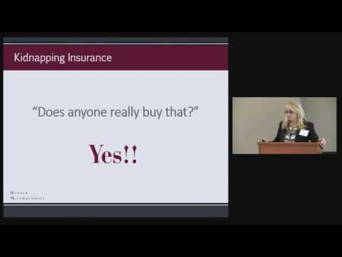 Kidnap & Ransom Insurance and Crisis Management 101. 15/06/2016