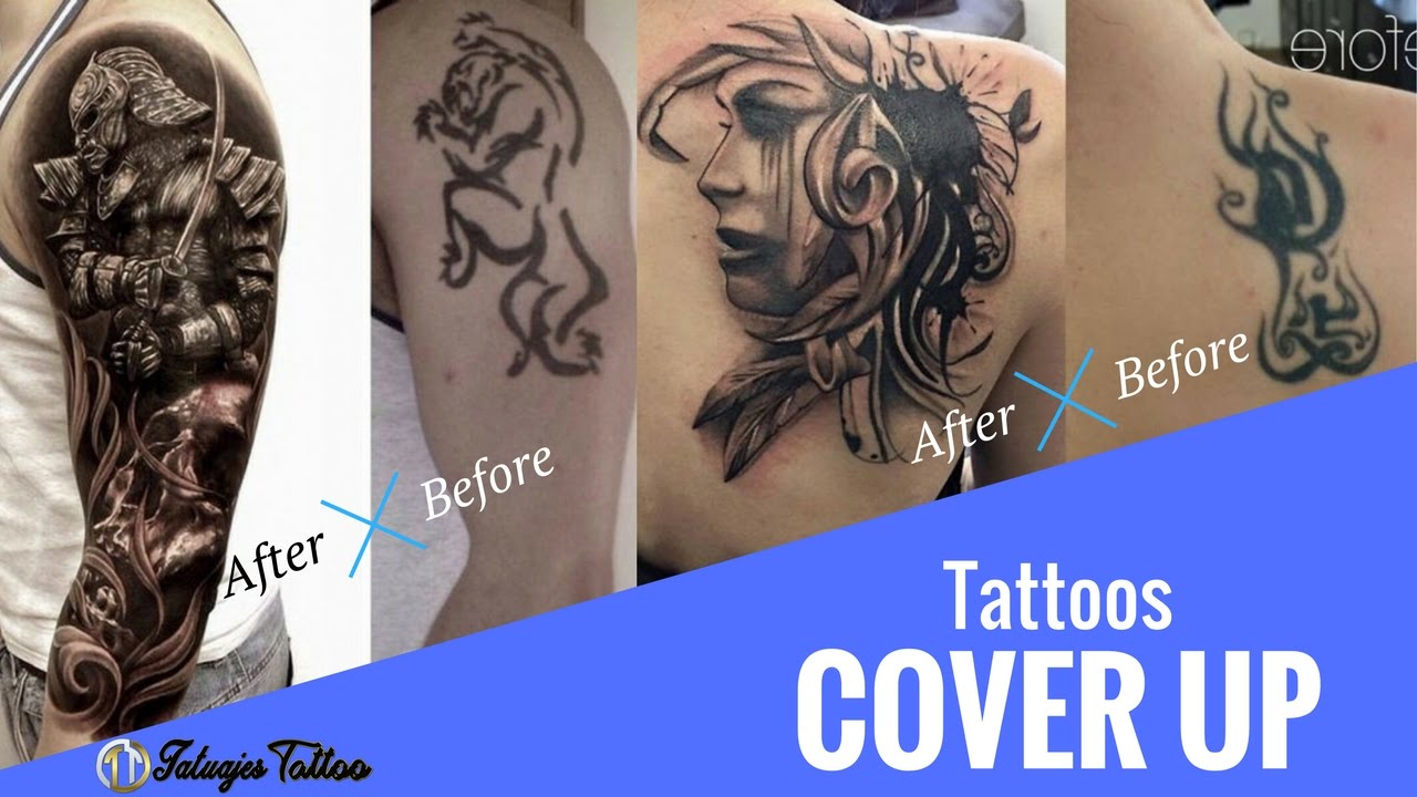 Tattoo Cover Up Para Esos Tatuajes Feos Horribles Y Mal Hechos Que