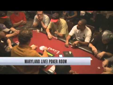Maryland Live! Casino Opens Poker Room