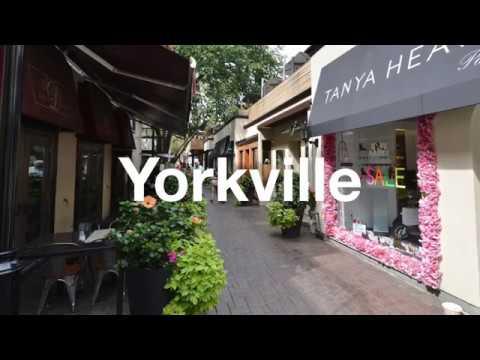 Toronto Neighbourhoods : Yorkville