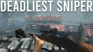 Deadliest Sniper in Hunt Showdown