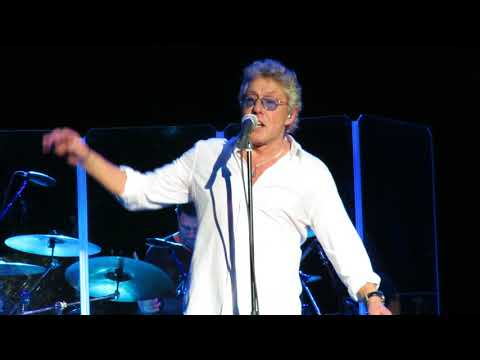 How Many Friends- Roger Daltrey - Clearwater, FL 10-30-17