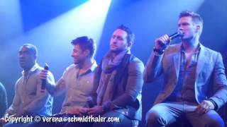 Blue - Best In Me (Vienna 2013 - Part 5) HD