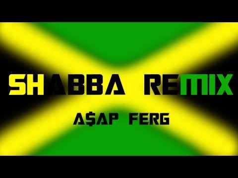 A$AP Ferg - Shabba [REMIX] (Bass Boosted)