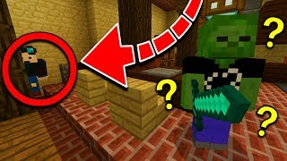 Extreme HIDE AND SEEK in Minecraft! (MCPE YouTuber Hide