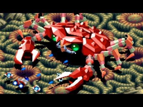 Viewpoint (Arcade) All Bosses (No Damage)
