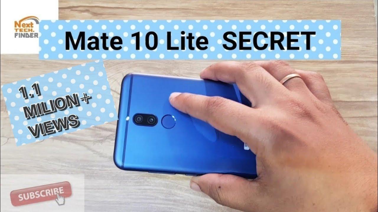 40 Huawei Mate 8 Tips Tricks: Huawei Mate 10 Lite SECRET