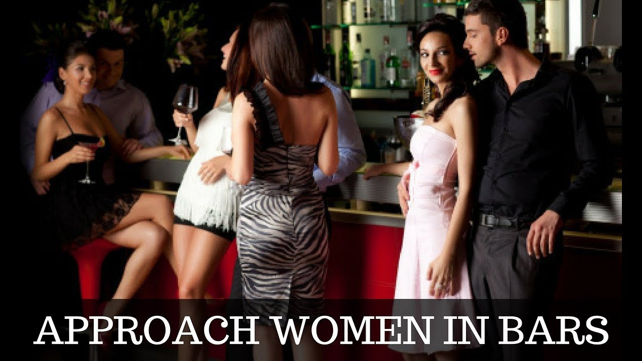 Not exactly Bars Approaching Women In are heaps