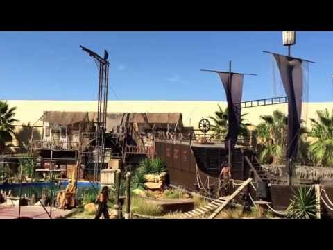 Pirate Show Zoo Marine Portugal 2015