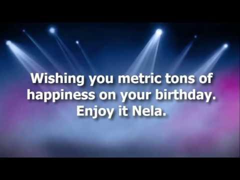 metric birthday