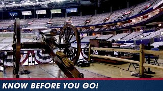 Know Before You Go - Welcome Back to Nationwide Arena!