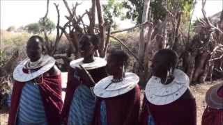 A Visit to a Maasai Tribal Village