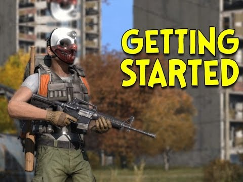 GETTING STARTED! - DayZ Standalone - Ep.1