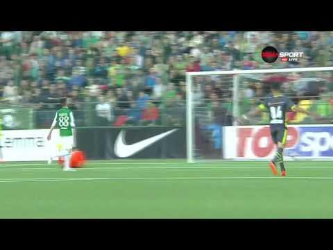 Žalgiris 2:1 Ludogorets. All goals (HD).