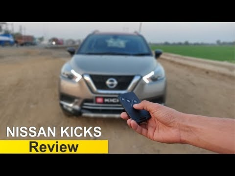 Nissan Kicks Review with Off-Road Test, Comparison with Creta, Tata Harrier