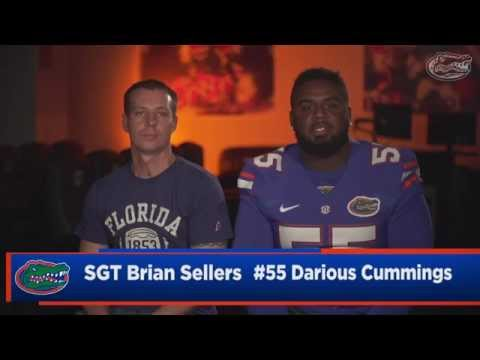 Swamp Salute: Wounded Warrior Brian Sellers