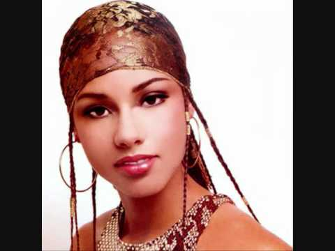 Alicia Keys - Troubles (with lyrics)