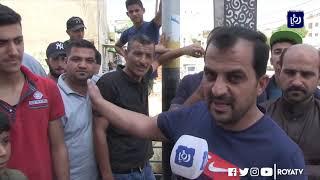 تجار المواشي يعترضون على نقل الحظائر بإربد - (6-8-2019)