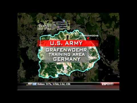 ESPN SportsCenter with the 172nd Separate Infantry Brigade