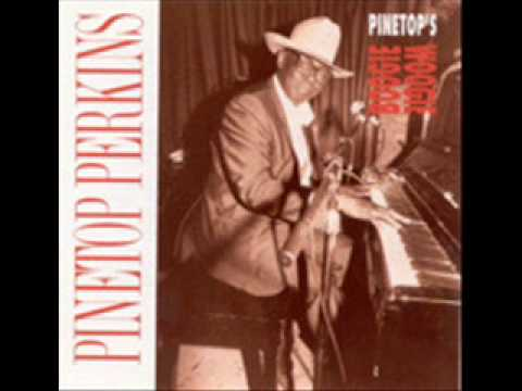 Pinetop Perkins - Going Down Slow