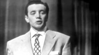1949 Television  Vic Damone sings  So In Love