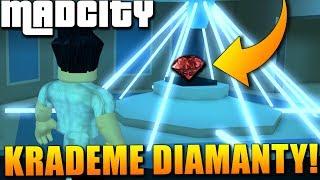 KRADEME DIAMANTY!💎😱 ROBLOX: #3 Mad City