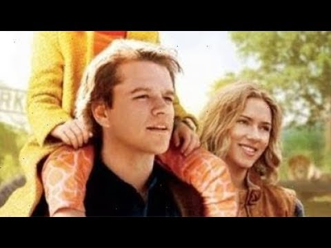 We Bought a Zoo 2011 Movie - Matt Damon & Scarlett Johansson