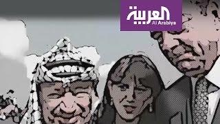 ياسر عرفات.. الرحلة الأخيرة في صور تاريخية